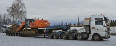 Общие рекомендации перевозки негабаритных грузов в Евросоюзе