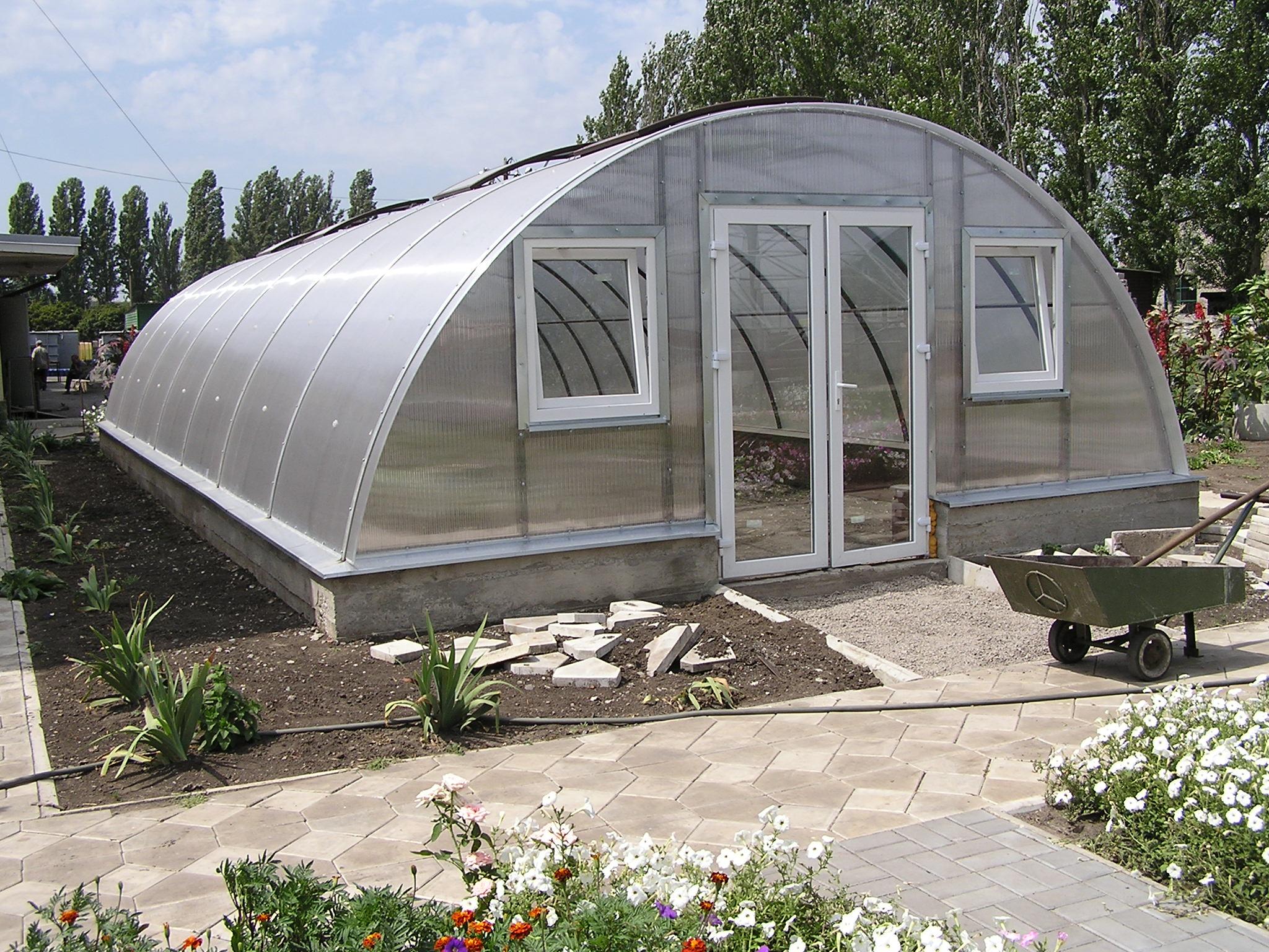 теплица термос для выращивания