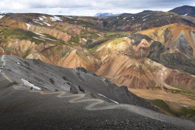 5 лучших пешеходных маршрутов Исландии