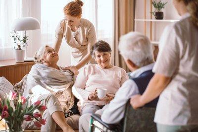 Надежный пансионат для престарелых в Днепре