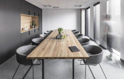 Переговорная комната: основные преимущества проведения встреч