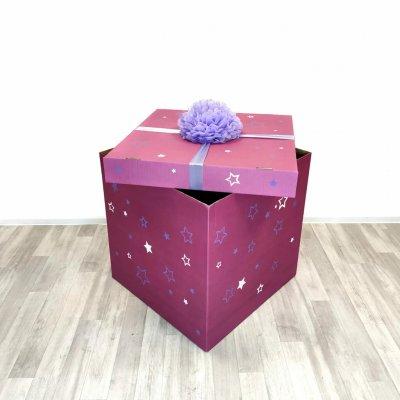 Как выбрать коробки для шаров?