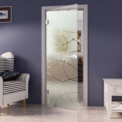 Почему двери со стеклом так популярны в 2021 году?