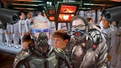В Москве требуют ввести обязательную биометрию для школьников