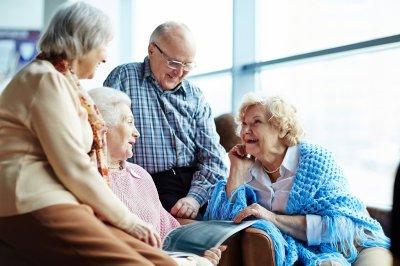 Выбор и оценка дома престарелых: 5 советов