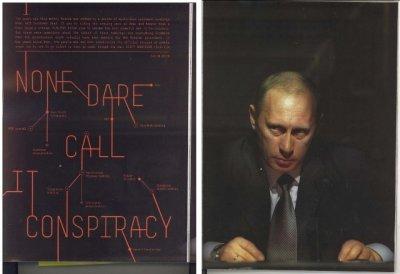 Владимир Путин - зловещее восхождение к власти