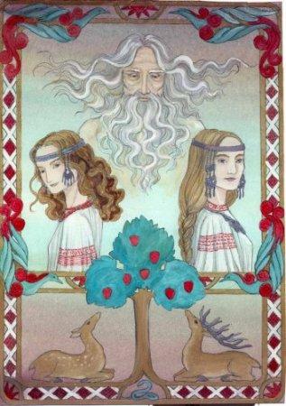 Родовой строй славян-староверов