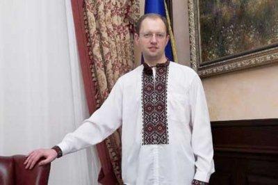 Почему еврей Яценюк скрывает, что он потомок известнейшего толкователя Талмуда?