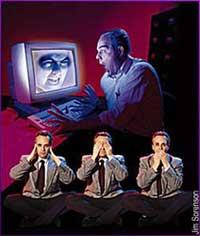 Анонимов заставят снять маску/ Свобода слова в Рунете заканчивается