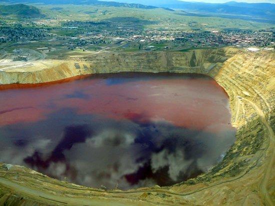 Озера смерти