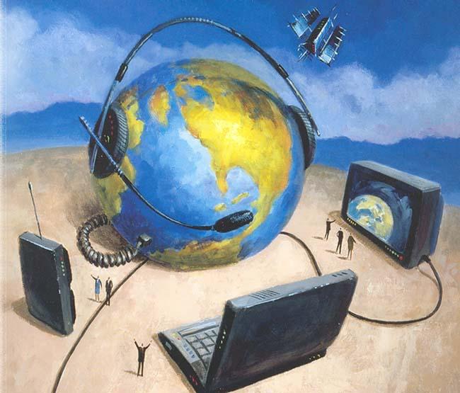 Электронные уши планеты. Интернет под колпаком у СОРМ и Эшелон