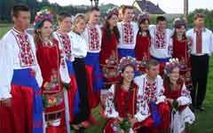На западе Украины возрождается Русь