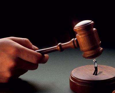 Критиковать судебную систему в России небезопасно