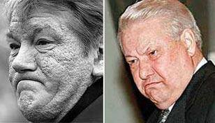 Повторит ли Ющенко достижение Ельцина?