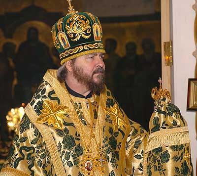 Против толерантности выступил епископ Пермский и Соликамский Иринарх