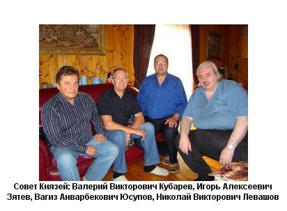 Россия в кривых зеркалах Левашова