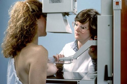 Маммография и (настоящий) рак груди