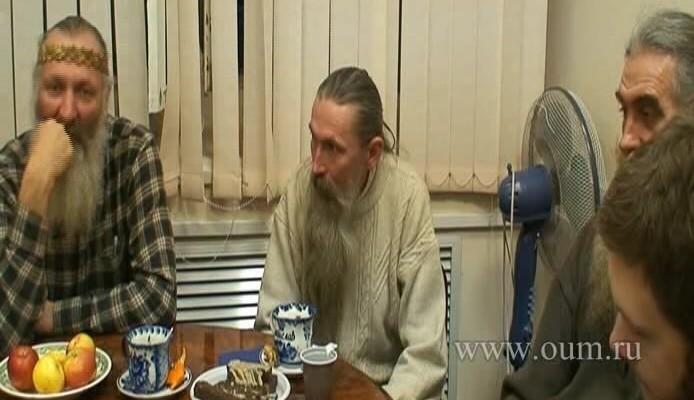 Трехлебов А.В. (Ведагор): Встреча с Витязями 11.03.2010