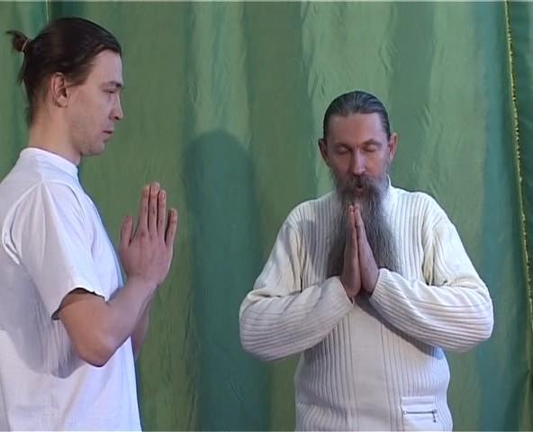Cемидневный семинар по йоге с участием Ведагора (Алексея Васильевича Трехлебова)