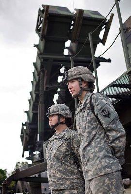 Американцы взяли на прицел российскую границу