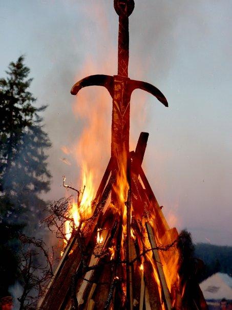 Фестиваль славянской культуры «Купальские ночи» Видео+Фото Отчет