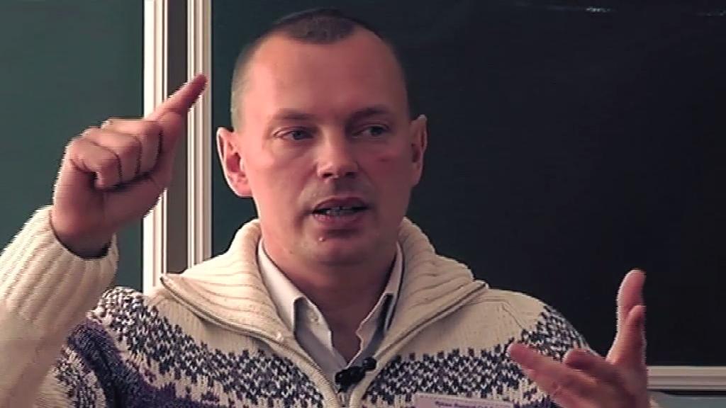 Александр Палиенко. Мастер класс