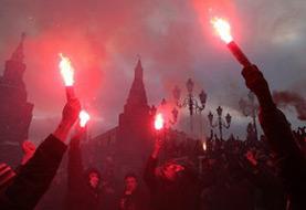 События на Манежной площади показали, что Россия не хочет умирать, уже не хочет. Она хочет жить