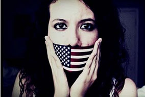 Америка - оазис тоталитарной демократии и цензуры