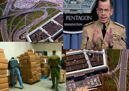 Пентагон поймали на контрабанде наркотиков