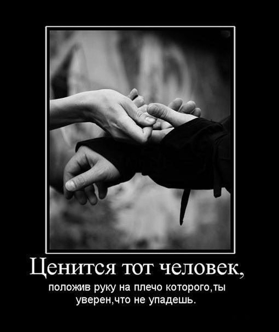 зря демотиваторы о дружбе в картинках последнее чем хотела