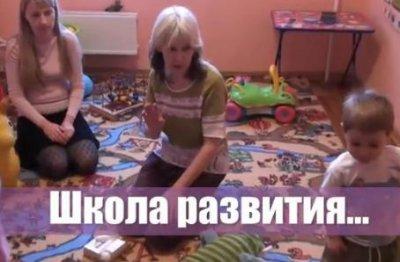Философия родительства: Пальчиковая живопись детей