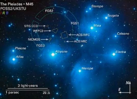 Обращение представителей Созвездия Плеяд