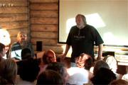 Встреча Сергея Стрижака со зрителями в Омске 6 июля 2011г. (Видео)