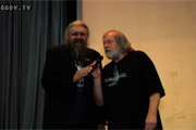 Встреча Стрижака С. совместно с Хиневичем А. со зрителями в Новосибирске 4 июля 2011г.