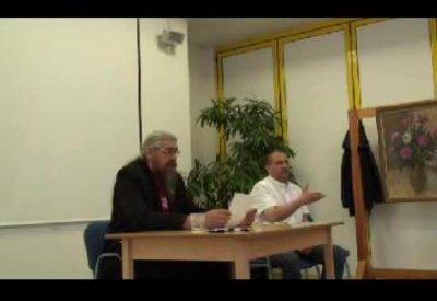 Встреча с Хиневичем А.Ю. (о.Александр,Коловрат) в Чехии 28.05.11