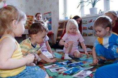 Светлена Неволина: Раннее детство (от 1-го года до 3-х лет)