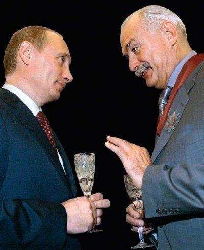 Путин – это Егор Гайдар с лицом Никиты Михалкова