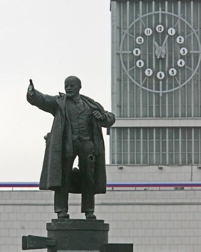 ИДОЛ КОММУНИСТИЧЕСКОГО ФАРАОНА – 11 часть