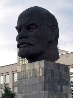 ИДОЛ  КОММУНИСТИЧЕСКОГО  ФАРАОНА – 9 часть