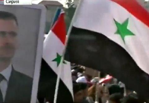 Сирия - следующий после Ливии объект демократизации ?