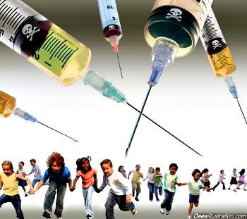 Александра Попова. О вакцинации (2011)