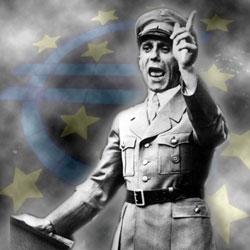 Европейский , или как в SS придумали ЕС. Часть I проект Йозефа Геббельса