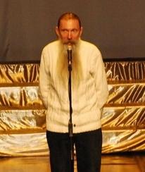 Выступление Трехлебова на фестивале Небесная Русь 18.12.2011