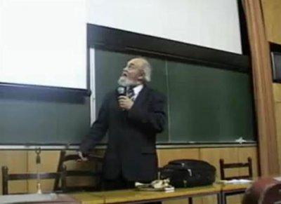 Лекция Чудинова в МФТИ 17 марта 2007 года