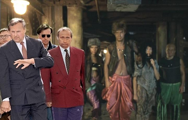 Ельцин корил себя за войну в Чечне и выбор Путина своим преемником, - экс-генерал КГБ - Цензор.НЕТ 3777