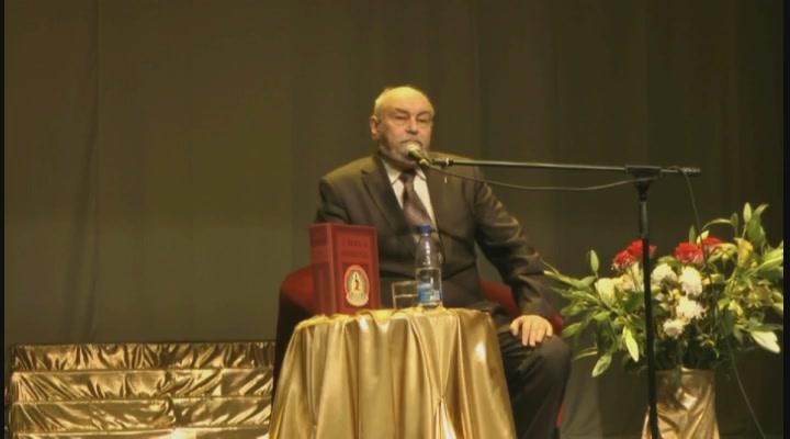 В.А.Чудинов.Выступление на фестивале Небесная Русь 18.12.2011