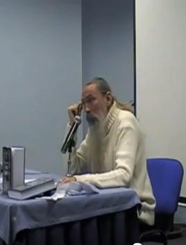 А.В. Трехлебов в Перми 22 февраля 2012 года