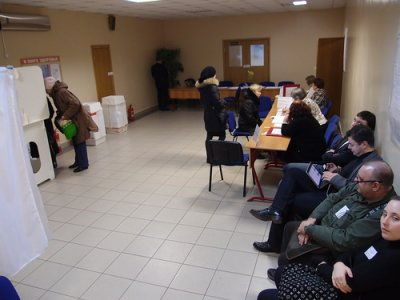 Выборы 2012: Как выбирают Путина