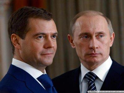 Ведический взгляд на окружающее - О Дмитрии Медведеве и Владимире Путине с позиции Вед