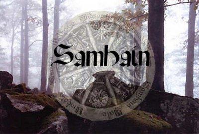 31 октября - 1 ноября - Праздник Самхейн день соприкосновения миров